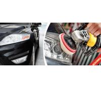 Rozleštění obou předních světlometů u auta | Hyperslevy