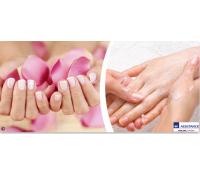 Kúra, manikúra a lehká masáž pro Vaše nehty   Slever
