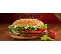 Slevové kupony do Burger King   Burger King