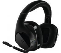 BT herní sluchátka Logitech G533 | Czc.cz