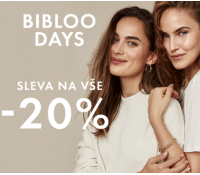 Bibloo - sleva 20% na vše (i výprodej) | Bibloo.cz