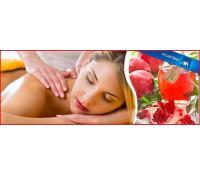 Luxusní 60minutová masáž | Berslevu