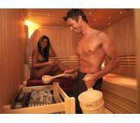 Privátní sauna s vonnými esencemi pro dva | Slevomat
