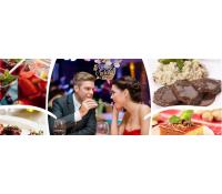 Valentýnské menu pro zamilovaný pár | Slevomat