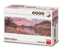 Puzzle Dino Jezero, 6000 dílků | KnihyDobrovsky