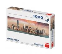 Puzzle Manhattan, 1000 dílků | KnihyDobrovsky