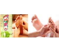Reflexní terapie plosek nohou | KrasnaSleva