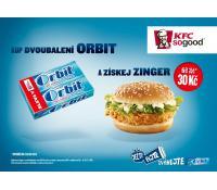 Kup si Orbit a dostaneš slevu do KFC | KFC