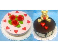 Poctivé dorty o průměru 12 nebo 22 cm   Nakup v Akci