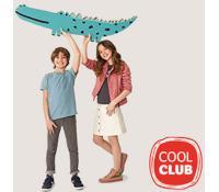 Dětské oblečení Cool club akce 2+1 zdarma | Sparkys