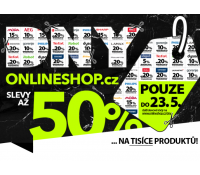 Dny Onlineshop.cz slevy až -50% | onlineshop.cz