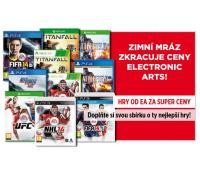 Hry od EA za super ceny | jrc.cz