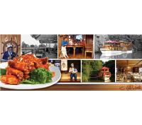 Přilétají únorová parádní kuřecí křidélka Na Lodi | Slevici