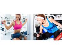15 vstupů do dámského fitness studia | Hyperslevy