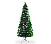 Vánoční stromek Jedle osvětlení 180cm   Alza