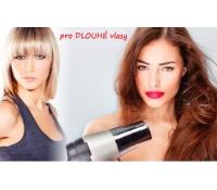 Melír nebo barva a střih pro DLOUHÉ vlasy | Slevy.cz