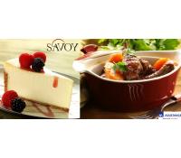 Famózní 3-chodové menu pro 2 osoby v Kavárně SAVOY   Slever