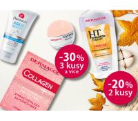 Sleva 30% na péči o pleť | Dermacol.cz