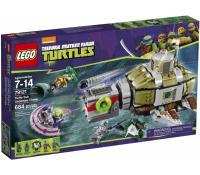 LEGO Ninja Turtles - nejlevněji na trhu | Neoluxor