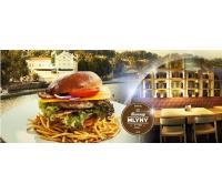 MAXI burger s výběrem masa dle výběru | Hyperslevy