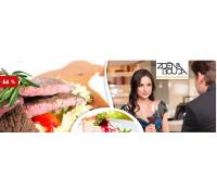 Gurmánské víkendové menu pro dva jedlíky | Slevomat