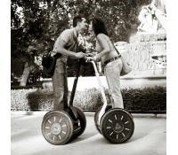Vyzkoušejte si jízdu na Segwayi | Slevomat