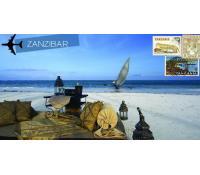 Zpáteční letenky Praha - Zanzibar | Pelikan