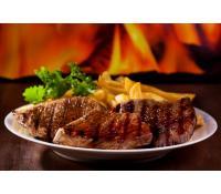 Steaky z vepřové krkovice pro dva (Řepiště) | Slevomat