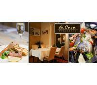 Večeře s mořskými plody pro dva v trattorii La Ca | Slevomat