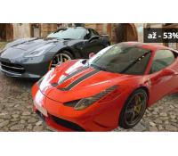 Zážitková jízda ve Ferrari, Lamborghini - Hostinné | Sleva Dne