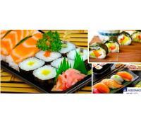 od 199 Kč šťastné sushi menu pro jedlíky  | Slever