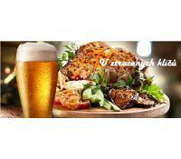 1kg PEČENÉ VEPŘOVÉ KOLENO na černém pivě | Hyperslevy