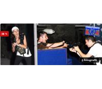 2 adrenalinové laserové hry   Slevomat