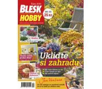 Předplatné časopisu Blesk Hobby + dárek | Magaziny.cz