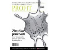 Roční předplatné časopisu Profit + dárek | Magaziny.cz