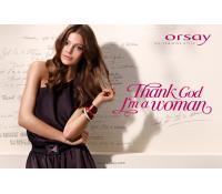 Orsay doprava zdarma + slevové kódy | Orsay