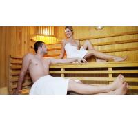 60 min. privátní sauny s vonnými esencemi pro 2  | Slevomat