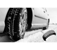 Kompletní zimní přezutí pneumatik včetně vyvážení  | Pepa