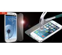 Premiové tvrzené sklo na ochranu displeje mobilů   Slevomat