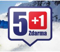 Lyžování s partou 5+1 zdarma   Ceskekormidlo.cz