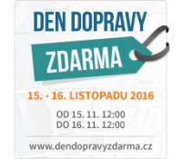 Den dopravy zdarma na vše od 300 Kč | Tosevyplati.cz