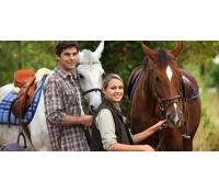 Jízda na koni pro 2 osoby | Stips.cz