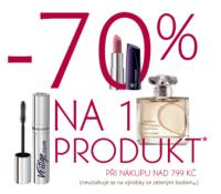 Sleva 70% na jeden produkt | Yves Rocher