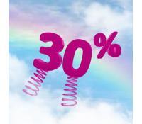 -30% na všechny lety WizzAir | Wizz Air