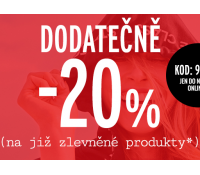 Extra sleva 20% na výprodej Orsay | Orsay
