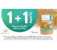 2x Bio Kokosový cukr 250 g | Dr. Max