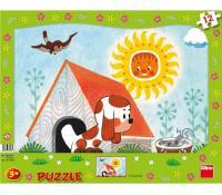Dětské puzzle Dino - různé druhy   Alza
