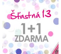1+1 zdarma na rtěnky a lesky Dermacol | Dermacol.cz