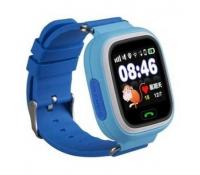Dětské hodinky s lokalizací Helmer, modrá | Alza
