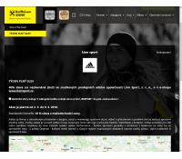 40% sleva na nezlevněné zboží Adidas v e-shopu  | Lionsport.cz